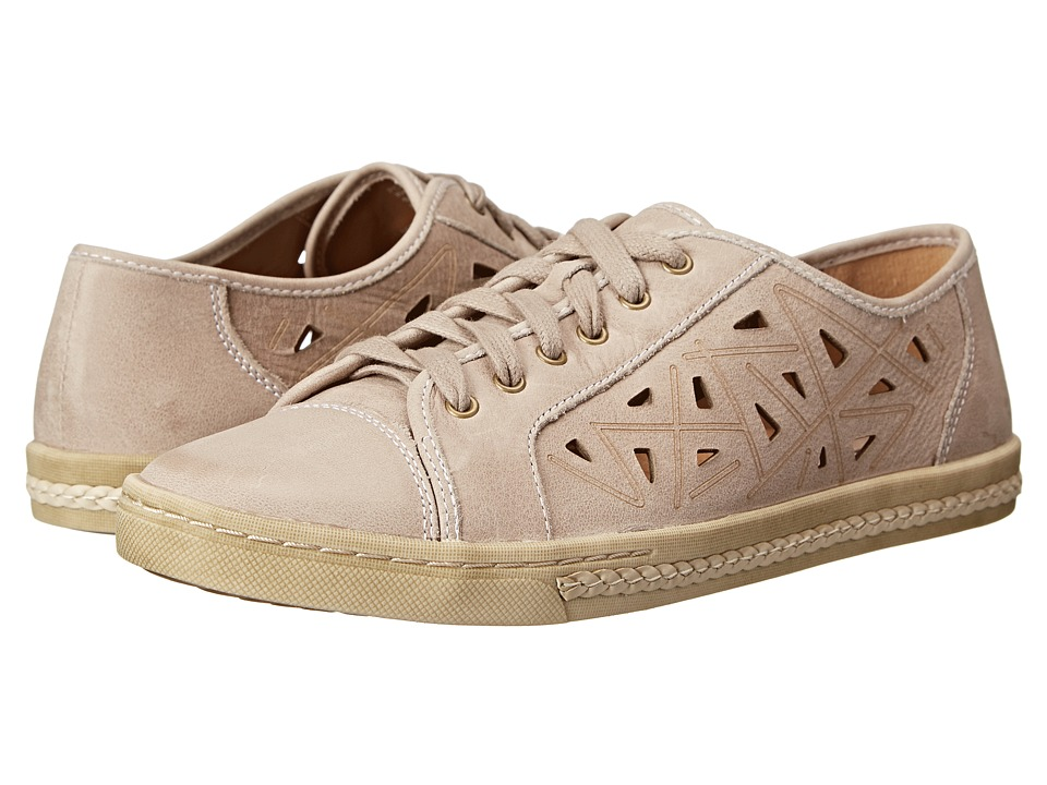 Earth - Pomelo (Khaki Full Grain Leather) Women's Lace up casual Shoes