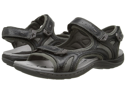 Earth - Mango (Black Leather/Mesh) Women