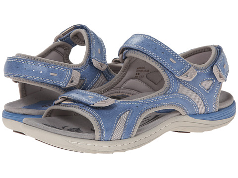 Earth - Mango (Royal Blue Leather/Mesh) Women's Sandals