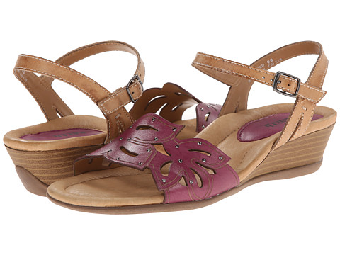 Earth - Orchid (Raspberry Full Grain Leather) Women