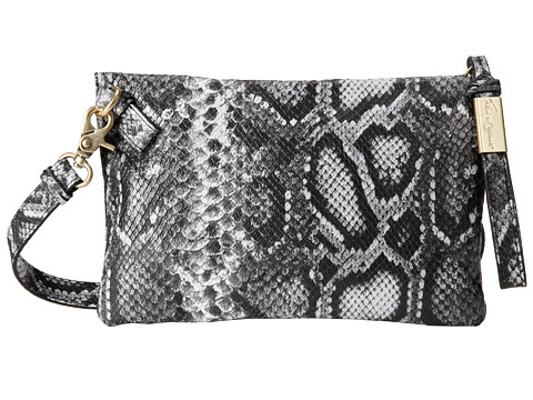 Foley & Corinna - Cache Day (Black/White Snake) Cross Body Handbags