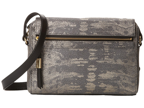 Foley & Corinna - Sherry Crossbody (Metallic Lizard) Cross Body Handbags