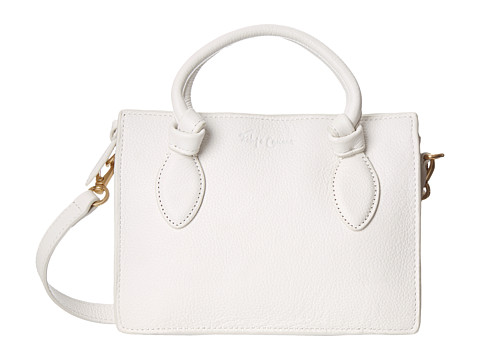 Foley & Corinna - Gabby Mini Crossbody (White) Cross Body Handbags