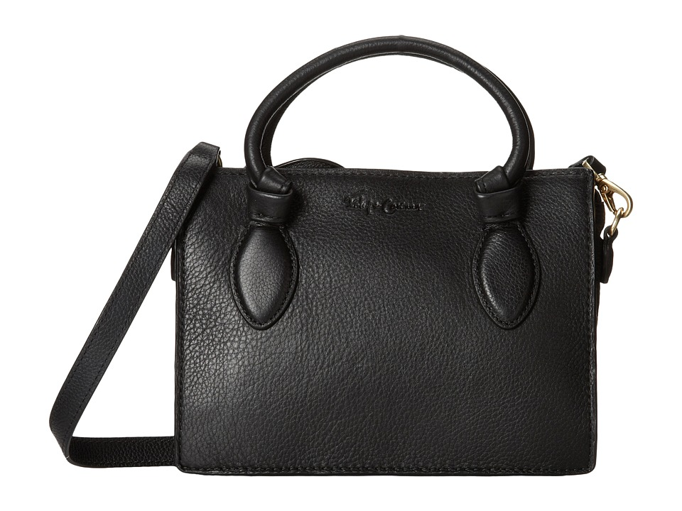 Foley & Corinna - Gabby Mini Crossbody (Black) Cross Body Handbags