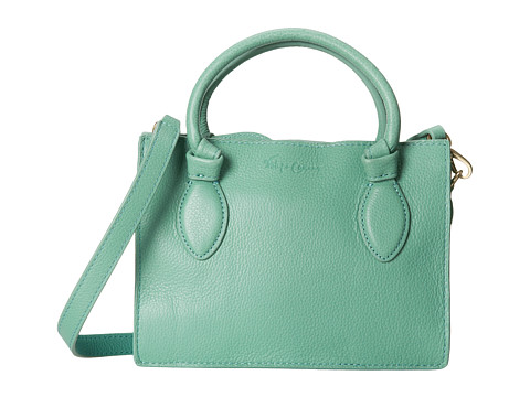 Foley & Corinna - Gabby Mini Crossbody (Aqua) Cross Body Handbags