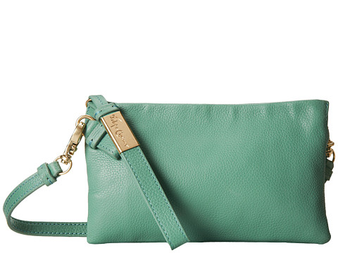 Foley & Corinna - Cache Crossbody (Aqua) Cross Body Handbags