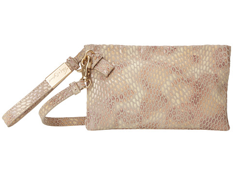 Foley & Corinna - Cache Crossbody (Camel Python) Cross Body Handbags