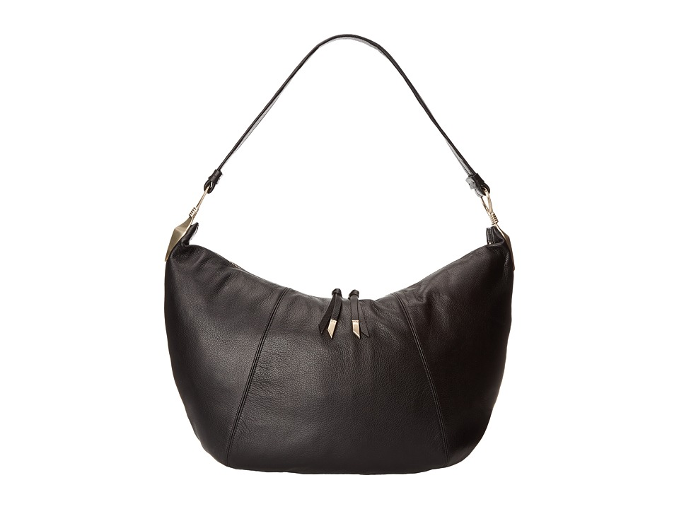 Foley & Corinna - Lilou Hobo (Black) Hobo Handbags