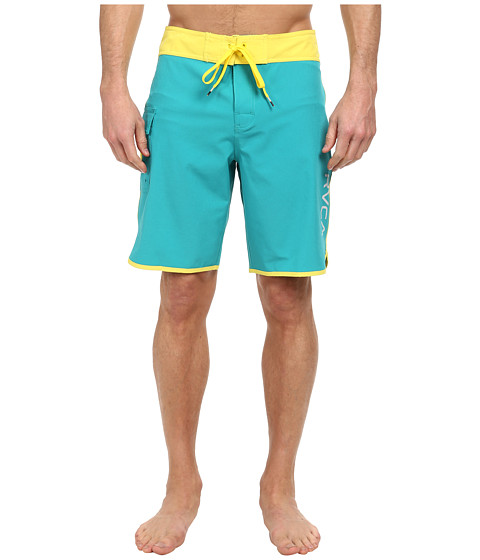 RVCA - Eastern 20 Trunk (Blazing Yellow) Men