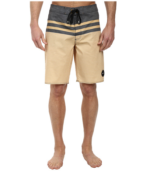 RVCA - Honcho Trunk (Black) Men