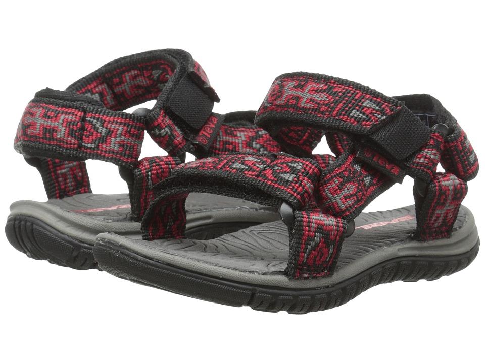 Teva Kids - Hurricane 3 (Toddler) (Old Lizard Black) Boys Shoes