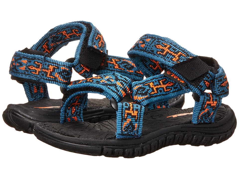 Teva Kids - Hurricane 3 (Toddler) (Old Lizard Blue) Boys Shoes
