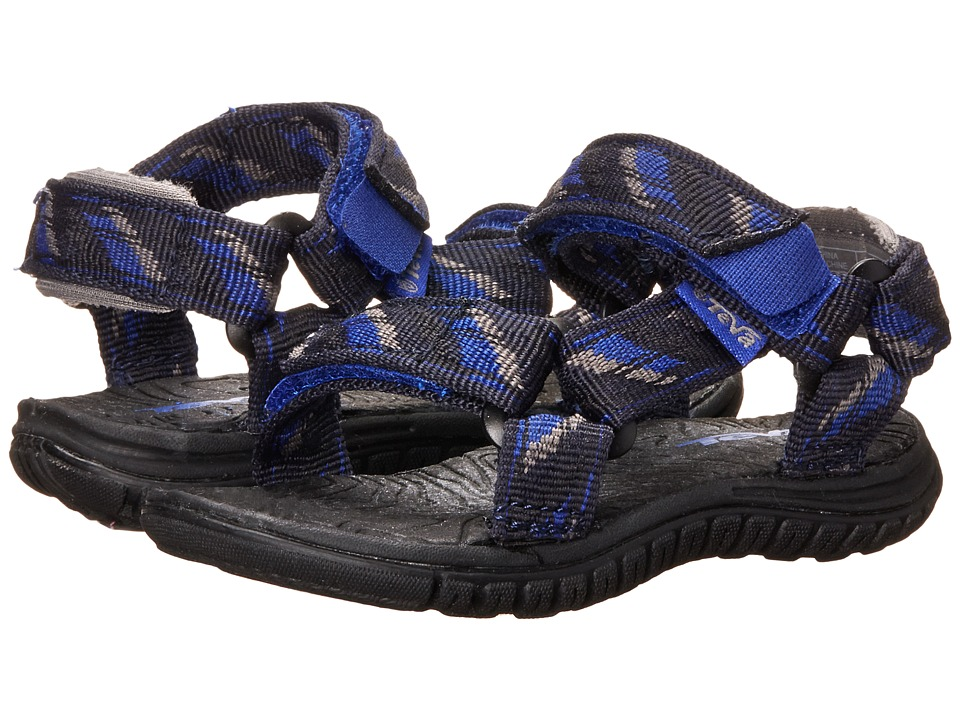 Teva Kids - Hurricane 3 (Toddler) (Hydro Navy) Boys Shoes