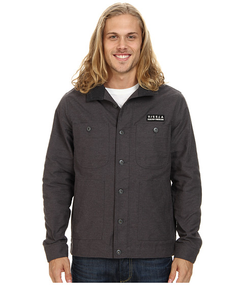 VISSLA - Canyons Jacket (Phantom) Men