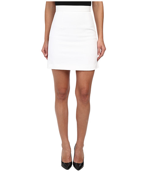 DSQUARED2 - S75MA0394 S39021 100 (White) Women's Skirt