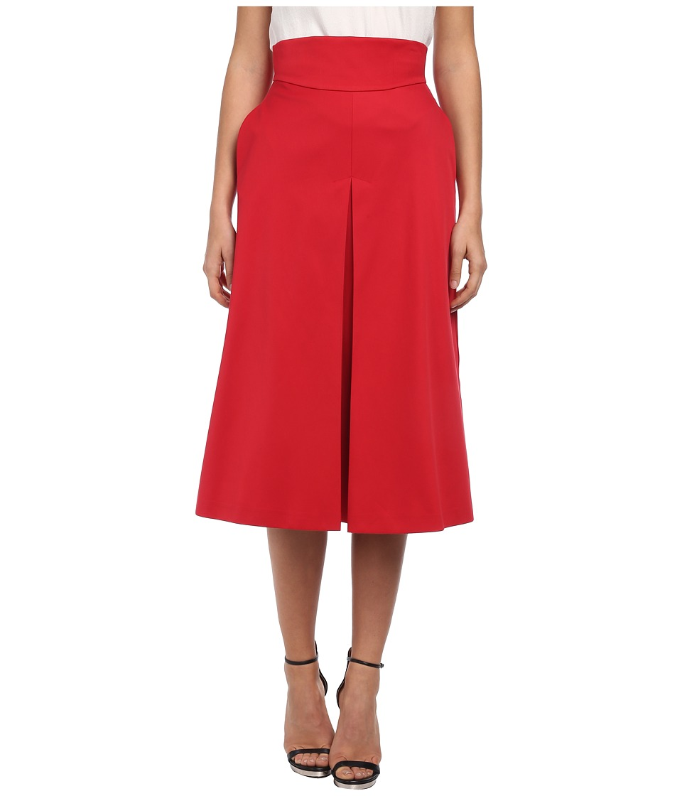 DSQUARED2 - S75MA0378 S43385 307 (Red) Women's Skirt