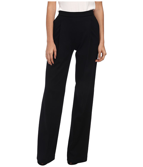 DSQUARED2 - Wide Leg Trousers (Black) Women's Casual Pants