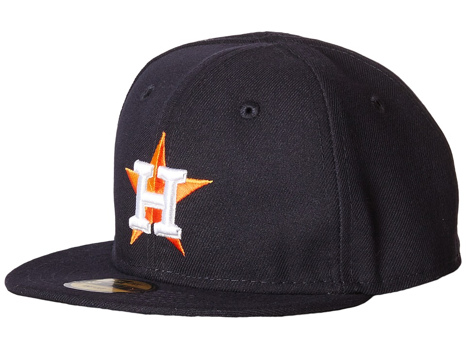 New Era - My First Authentic Collection Houston Astros Home 2013 Youth (Navy) Caps