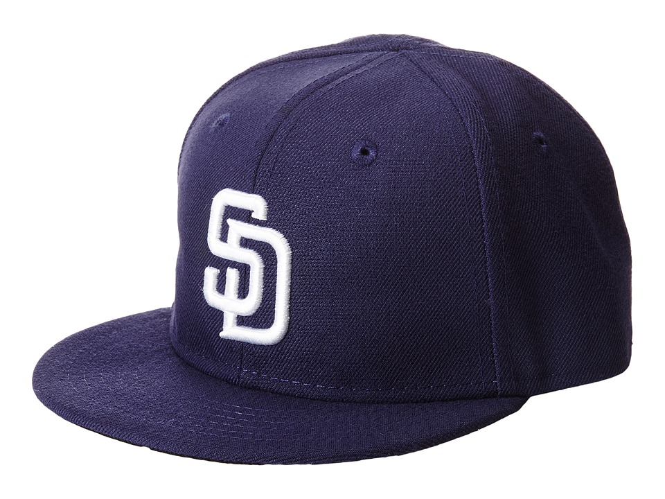 New Era - My First Authentic Collection San Diego Padres Home Youth (Navy) Caps
