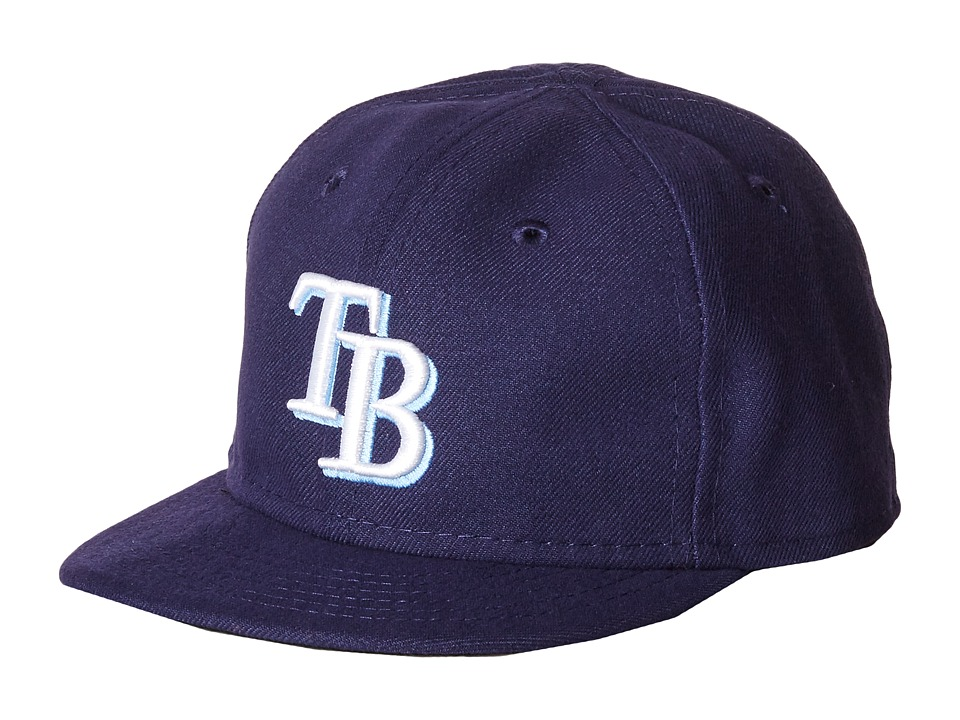 New Era - My First Authentic Collection Tampa Bay Rays Game Youth (Dark Blue) Caps
