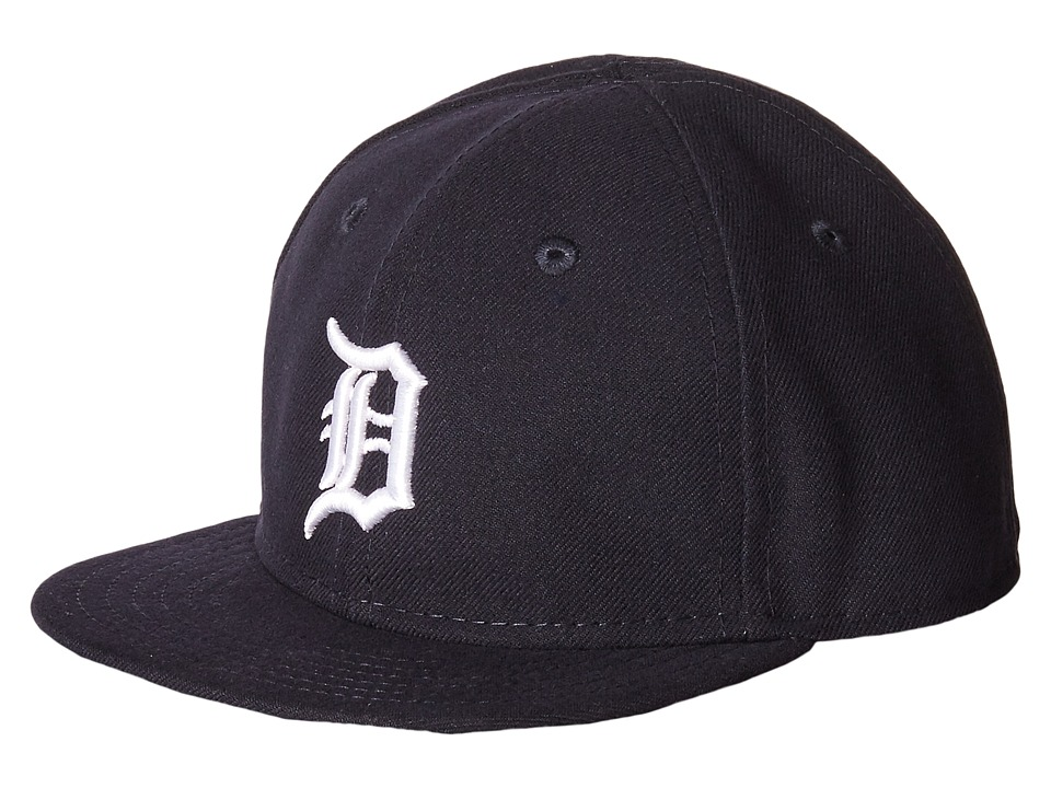 New Era - My First Authentic Collection Detroit Tigers Home Youth (Navy) Caps
