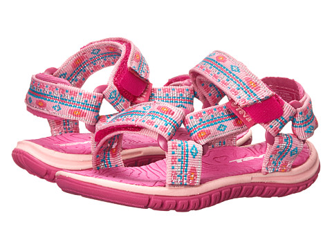 Teva Kids - Hurricane 3 (Toddler) (Hippie Pink) Girls Shoes
