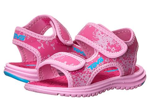 Teva Kids - Tidepool (Toddler) (Pink Print) Girls Shoes