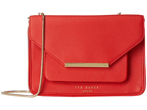 Ted Baker - Isla (Mid Orange) Handbags