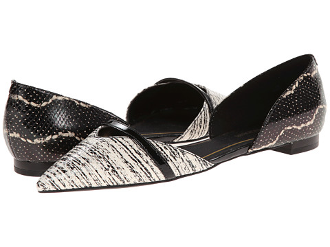 Enzo Angiolini - Aila (Black White Multi Leather 1) Women
