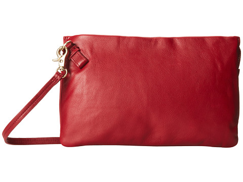 Foley & Corinna - Kit Crossbody (Red) Cross Body Handbags