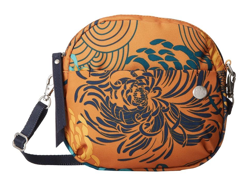 Haiku - Cairn (Amber Mum Toss Print) Bags