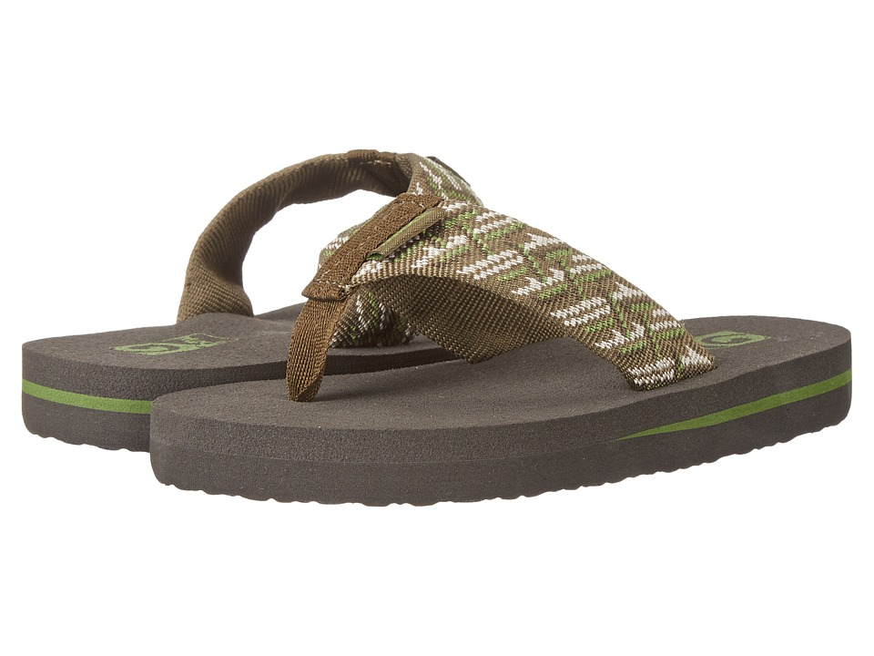 Teva Kids - Mush II (Little Kid/Big Kid) (Fast Weave Camo) Kids Shoes