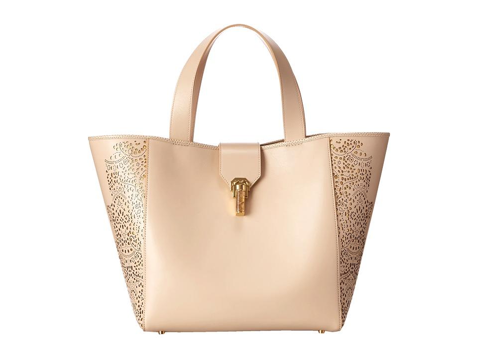Oscar de la Renta - Sloane Tote (Sand) Tote Handbags