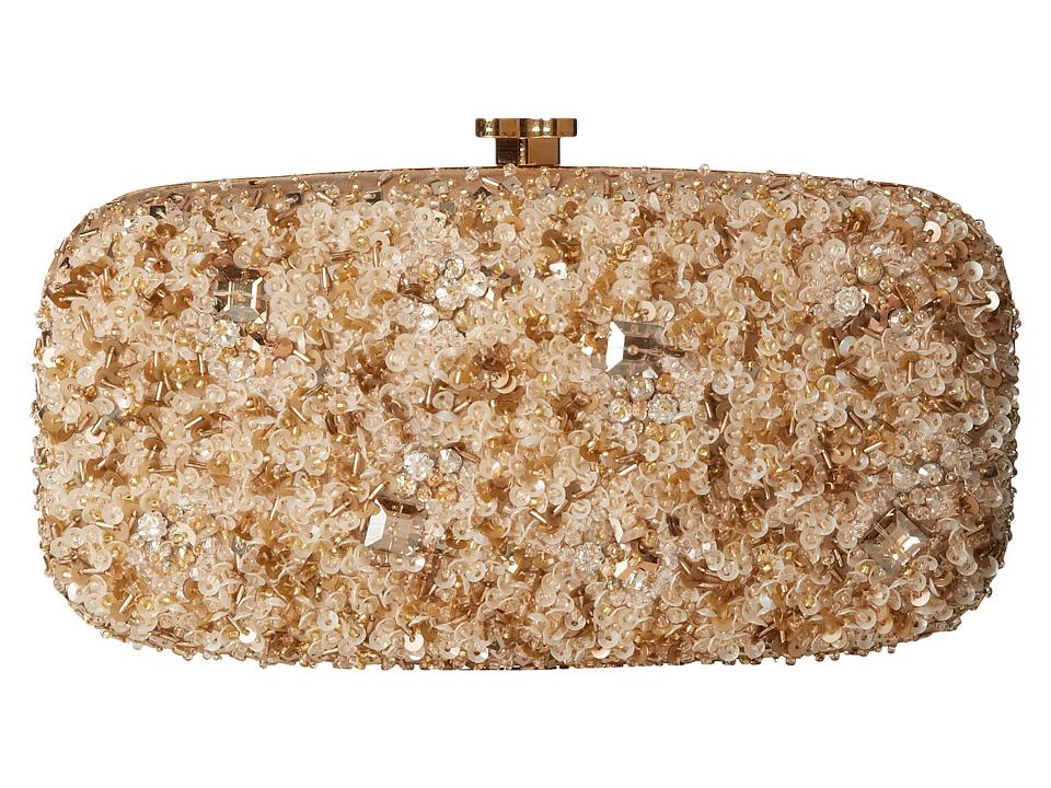 Oscar de la Renta - Goa (Champagne) Handbags