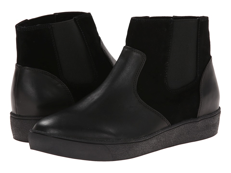 Shellys London - Paucien (Black Leather) Women