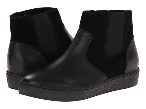 Shellys London - Paucien (Black Leather) Women