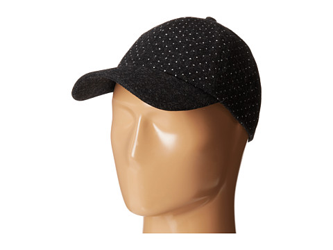 BCBGeneration - Disco Dot Baseball Hat (Black) Baseball Caps