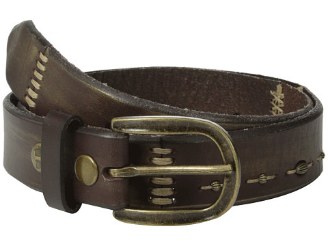Bed Stu - Ray (Brown Veg) Women's Belts
