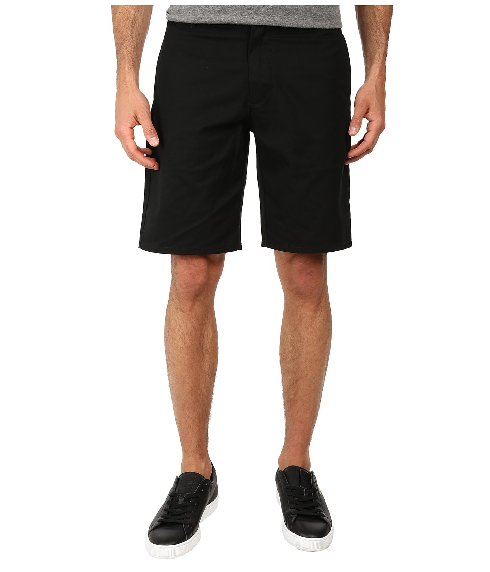 Brixton - Carter Short (Black) Men's Shorts