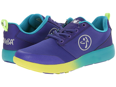 Zumba - Zumba Court Flow (Purple) Women's Shoes