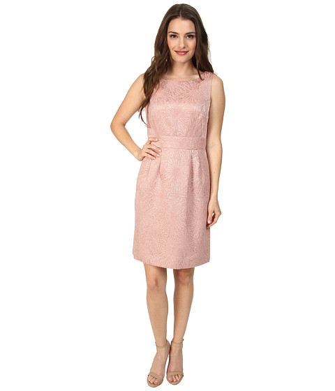 Tahari by ASL Petite - Petite Ivan Dress (Blush) Women