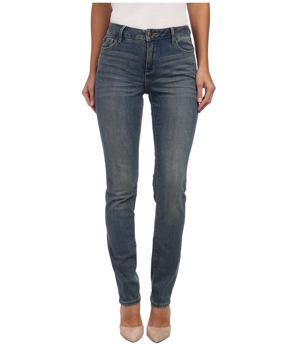 Christopher Blue - Madison Straight in Tidal Wash (Tidal Wash) Women's Jeans