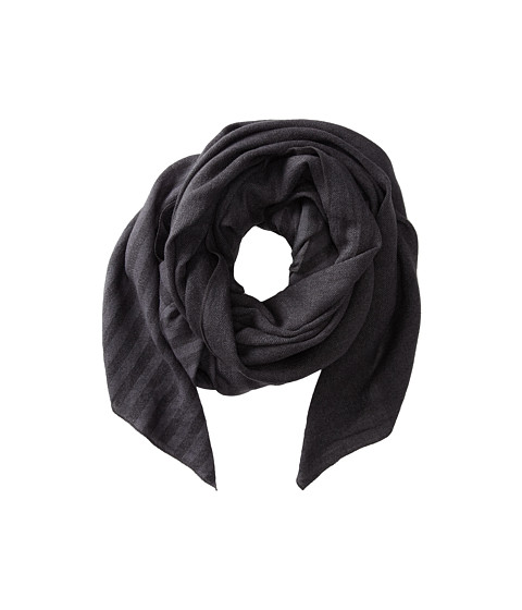 Hat Attack - Stripe Scarf (Navy) Scarves