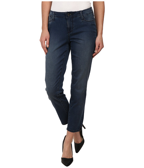 Christopher Blue - Skye Crop in Harmony Wash (Harmony Wash) Women