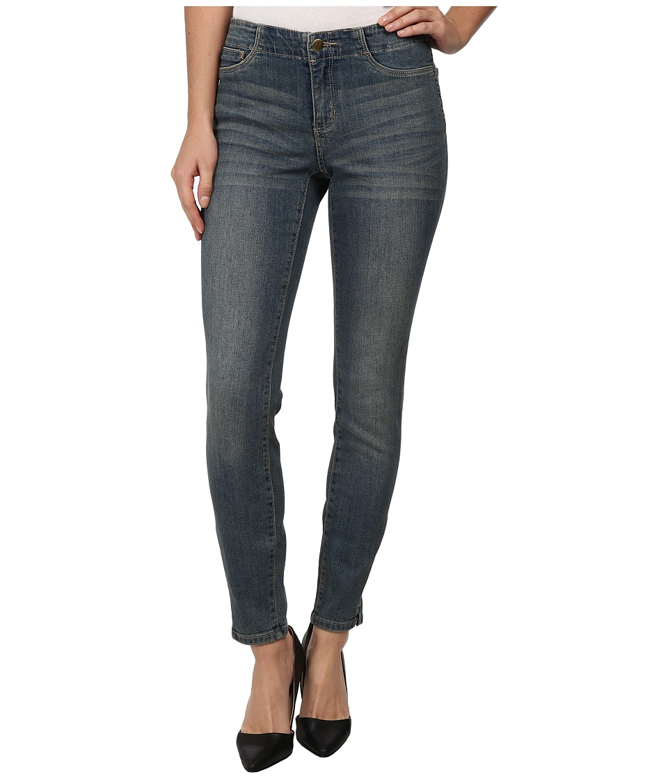 Christopher Blue - Kristin E-Waist Ankle in Tidal Wash (Tidal Wash) Women's Jeans
