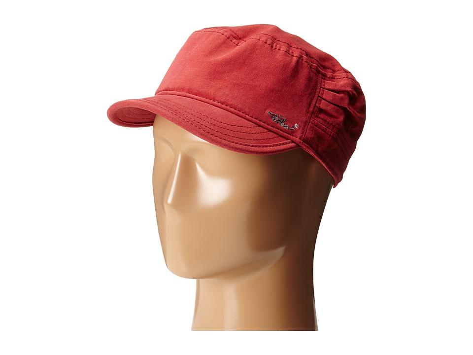 Prana - Maxine Cadet (Tomato) Caps