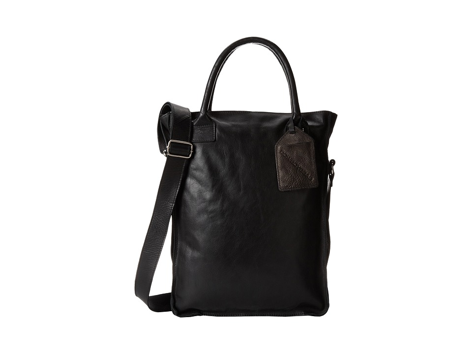 COWBOYSBELT - Dover Bag (Black) Shoulder Handbags