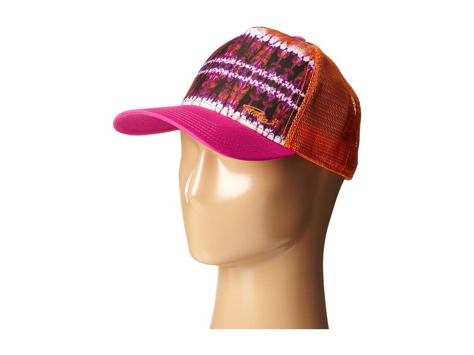 Prana - La Viva Trucker Hat (Vivid Viola) Caps