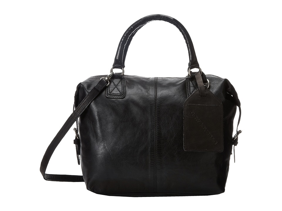 COWBOYSBELT - Worcester Bag (Black) Shoulder Handbags