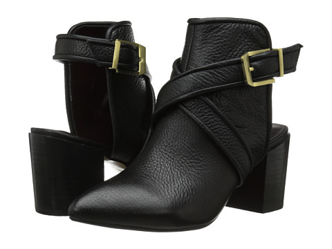 Report - Turner (Black Leather) Women's Shoes